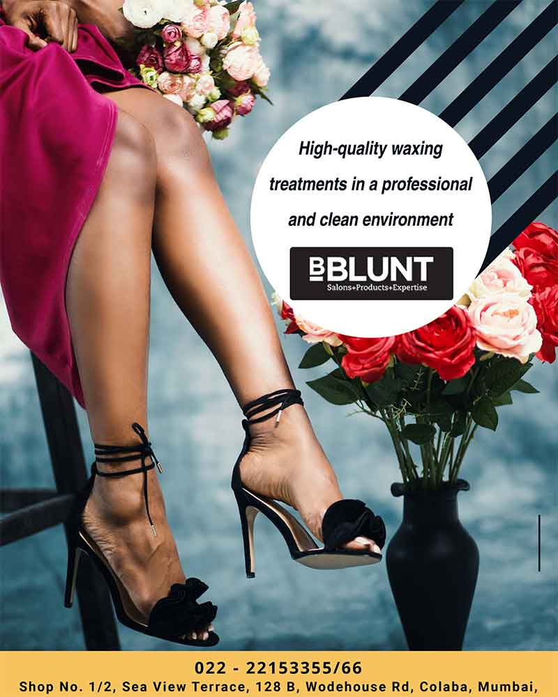 Service promotions at B Blunt