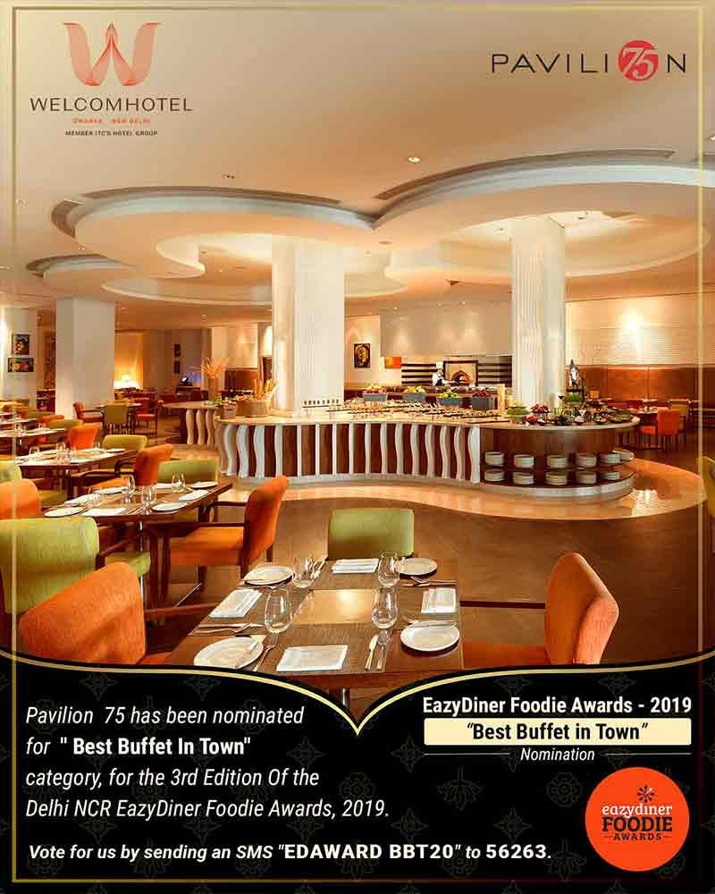 Nominations for the Best Buffet in Town